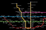 Preliminary subway plan